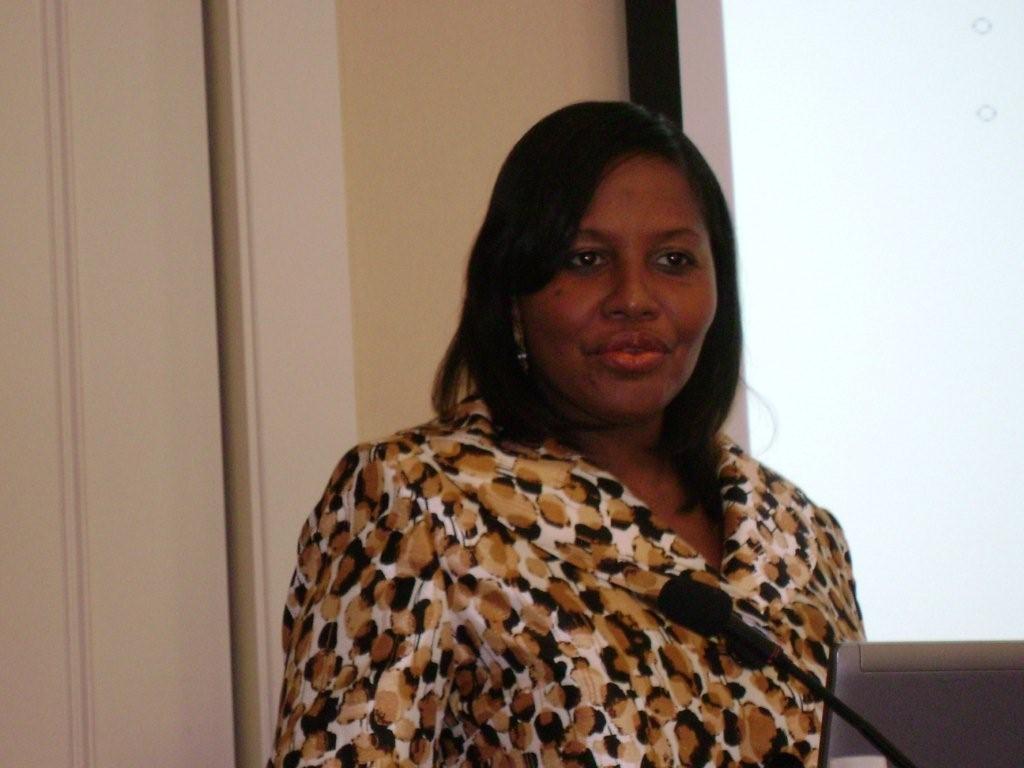Gina @ S&R 2009