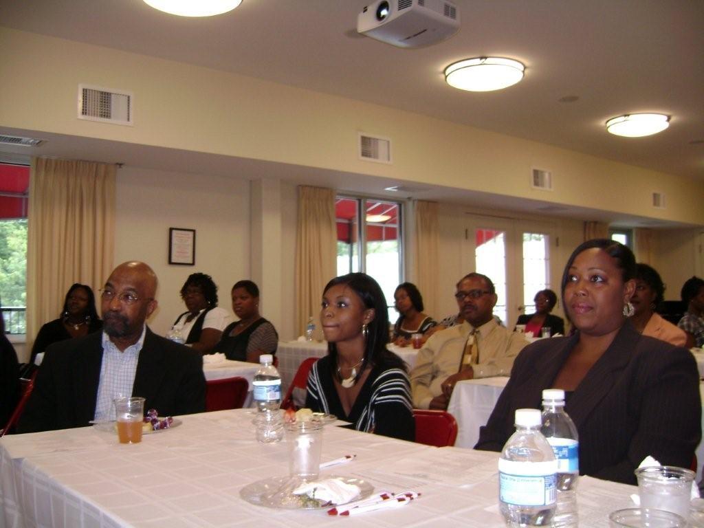 Students at S&R 2009